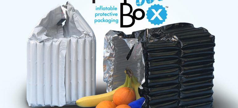 YompBox Cool inflatable protective packaging